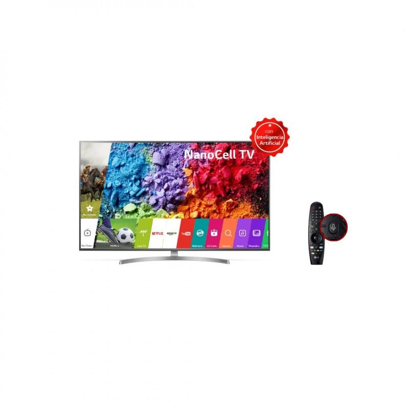 "Televisor LED 65"" 4K Super Ultra HD Smart TV L.G 65SK8000 Web Os"
